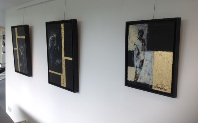 EXHIBITION AT NLCS – September/October 2014